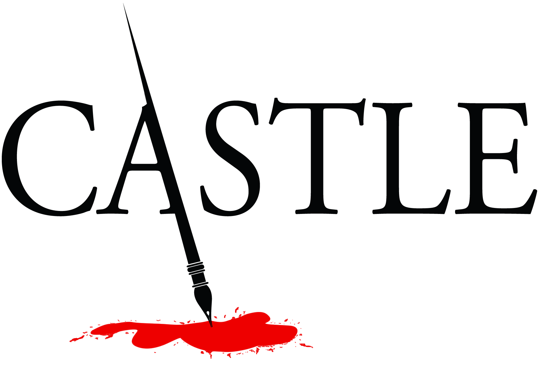 tv shows logo. image - castle-tv-show-logo.png | lord of ultima wiki fandom powered by wikia tv shows logo a