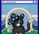 Card: Mr Monocles