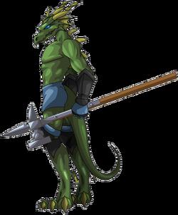 Drakel Warrior