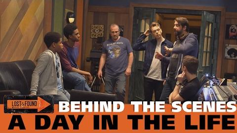 Behind the Scenes - A Day in the Life of Lost & Found Music Studios