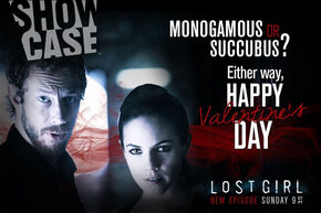 Lost Girl - Showcase Valentine's Day 2013 (Bo & Dyson)