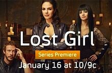 Lost Girl Syfy USA (Premiere)