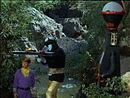 Megazor, Judge Robot, and Will (Hunter's Moon)