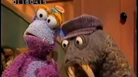 Little Muppet Monsters Gunko Unaired episode SD