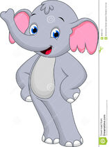 Elephant-cartoon-cute-little-adorable-36081859