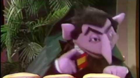 Classic Sesame Street- The Count Orders a Hot Dog (better copy)