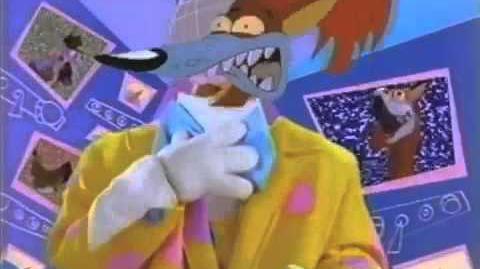 "Fox Kids Network ""Frankenfox"" bumpers (1991-1992) (COMPILATION)"