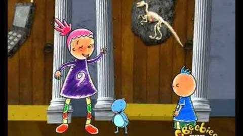 Pinky Dinky Doo - Pinky i zaginione dinozaury