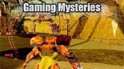 Gaming Mysteries- Metroid Prime Beta (Gamecube)