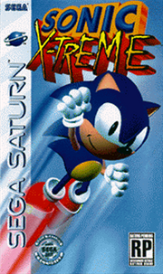 Sonic X-treme Coverart