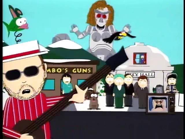 Doblaje mexicano de South Park