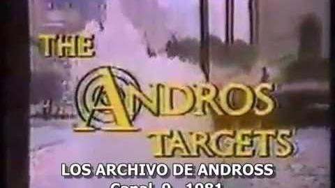 """""""The Andros Targets"""" TV Intro"""