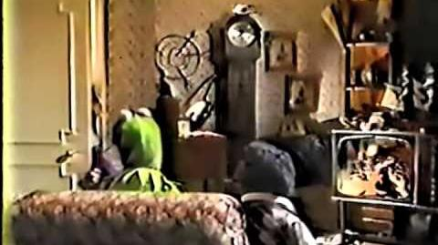 Little Muppet Monsters Unaired Clip with Miss Piggy and Pee Wee Herman
