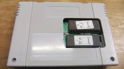 Sound Factory Super Famicom Prototype 2 (second copy)