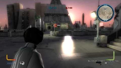 Star Wars Battlefront III Pre Alpha Part 2 - Coruscant
