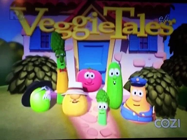 VeggieTales TV Scenes - Minnesota Cuke & the Search for Samson's Hairbrush