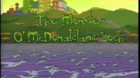 The Legend of McDonaldland Loch Promo
