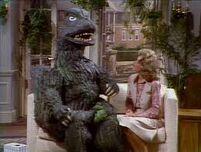 Godzilla Baba Wawa