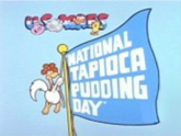 011 nationaltapiocapuddingday