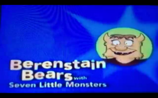 Pinball: The Berenstain Bears & Seven Little Monsters (FOUND)
