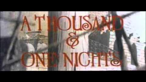 One Thousand and One Arabian Nights - English Dub (1969 Anime film)