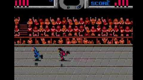 War On Wheels NES Demo Video 1