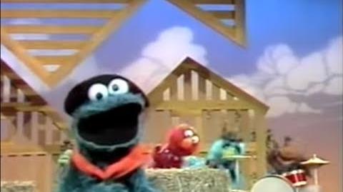 "Classic Sesame Street ""Handful of Crumbs"" (TV version, Castilian Spanish)-0"