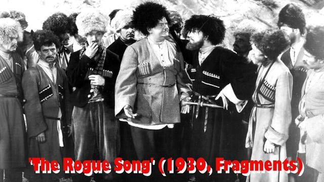 The Rogue Song (Mostly Lost 1930 Film)