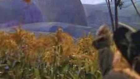 Wizard Of Oz - Scarecrow Dance (Deleated Scene)