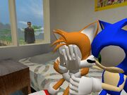 Tails nightmare aftermath by glitchyproductions