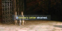 Errand: Letter for Soldier's Father