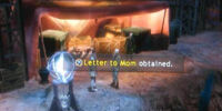 Side Quest: Letter to Mom