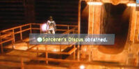 Sorcerer's Discus
