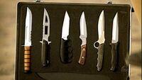 Locke'sknives