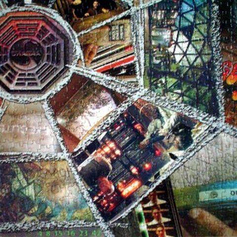 Parte direita inferior do quebra-cabeça 1.