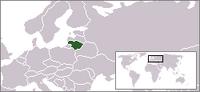 LocationLithuania