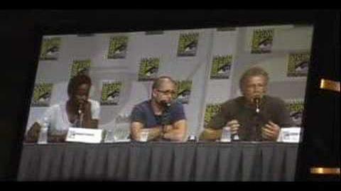 Lost at Comic Con '07 (clip 4 of 4)