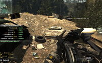 The Hatch in Call of Duty Modern Warfare 3