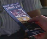 4x11 Mittelos Laboratories Summer Camp brochure