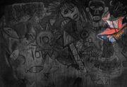 Mural - Sailboat