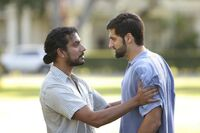 Sayid with Essam