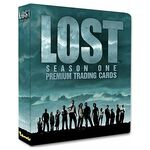 Lost Trading Cards Album2