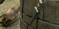 Ancient dagger