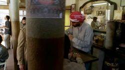 Hombre Iraqi
