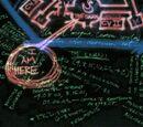 Ecuaciones del mapa de la puerta blindada