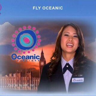... que você jamais imaginou em seus sonhos mais selvagens. Oceanic Airlines...