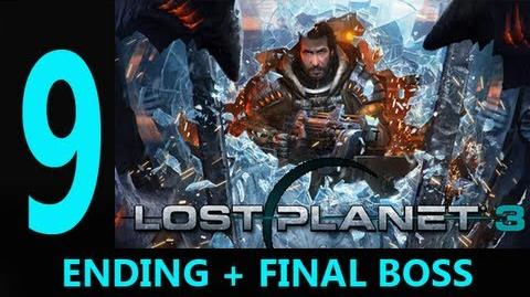 "Lost Planet 3 Ending Final Boss Gameplay Walkthrough Part 9 ""lost planet 3 ENDING"""