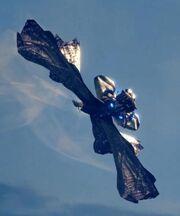Unidentified Flying Akrid