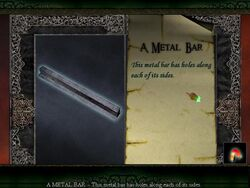 """Limbo of the Lost """"Metal Bar"""""""