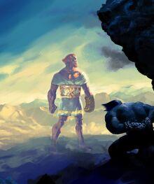 Tulkas and Melkor.jpg